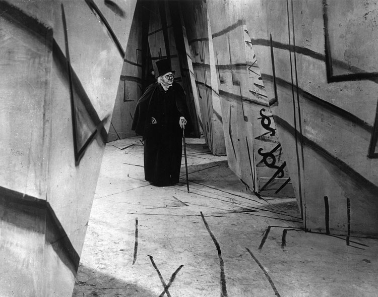 The Cabinet of Dr. Caligari – SOLD OUT