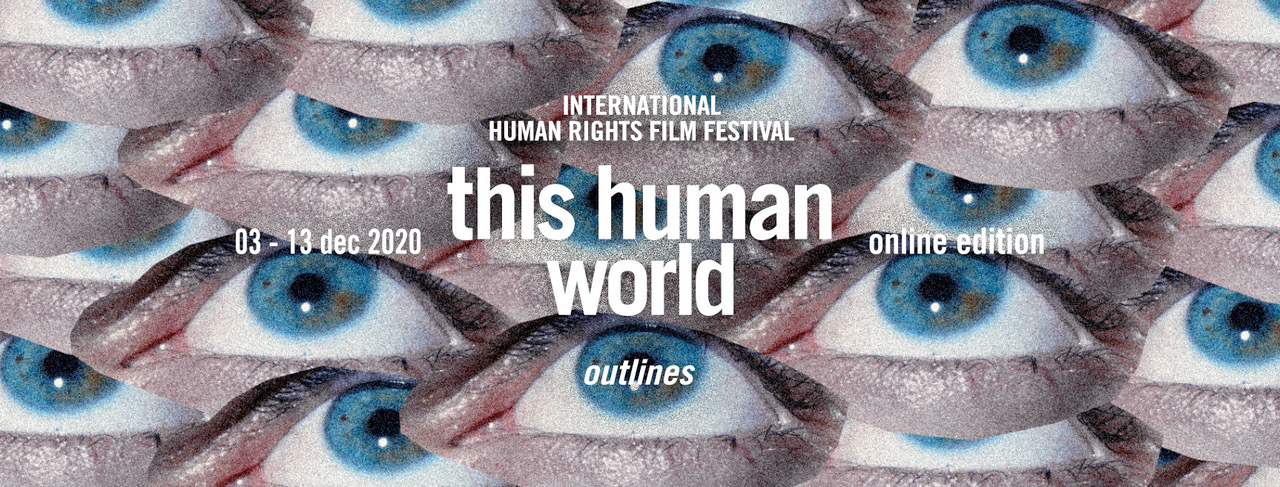 this human world 2020 banner